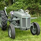A Vintage Ferguson Tractor by Andrew Harker