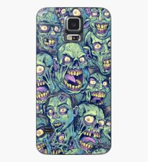 Zombie Repeatable Pattern Case/Skin for Samsung Galaxy