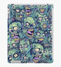 Zombie Repeatable Pattern iPad Case/Skin
