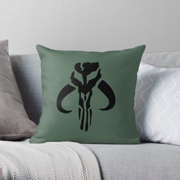 Mandalore Throw Pillow