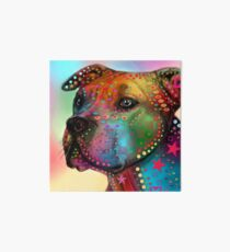 pitbull Art Board