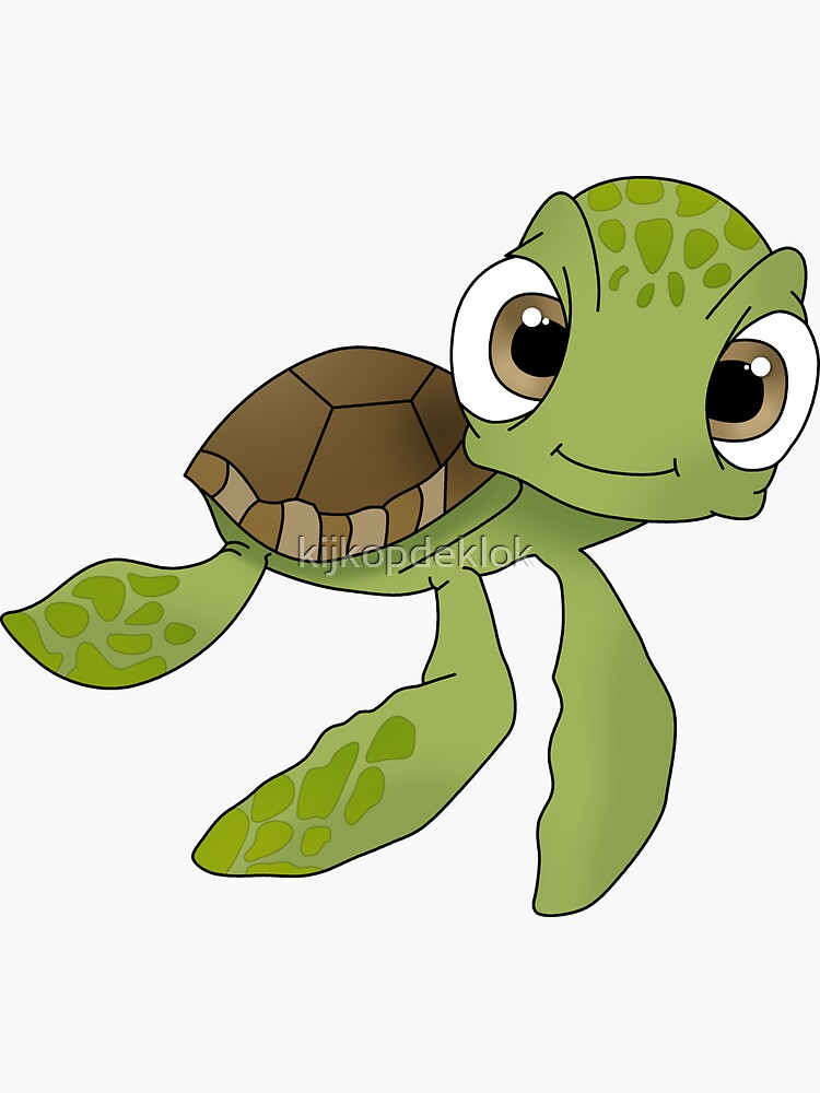 Cute Turtle by kijkopdeklok