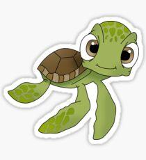 Niedliche Schildkröte Sticker
