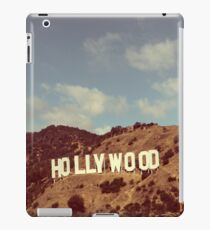 Vintage Hollywood iPad Case/Skin
