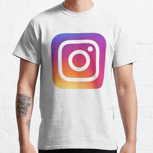 Instagram (Logo) Classic T-Shirt