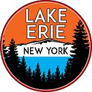 LAKE ERIE NEW YORK BOATING FISHING GREAT LAKES by MyHandmadeSigns