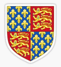 Coat of Arms of England (1340-67) Sticker
