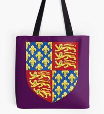 Coat of Arms of England (1340-67) Tote Bag