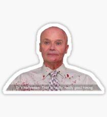 Creed's Halloween Sticker
