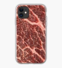 Red Meat - Beef iPhone Case