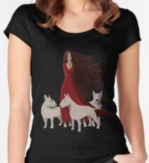 Long Walk Women's Fitted Scoop T-Shirt