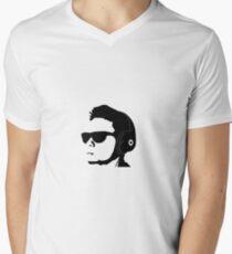 SUNNY DAY Mens V-Neck T-Shirt