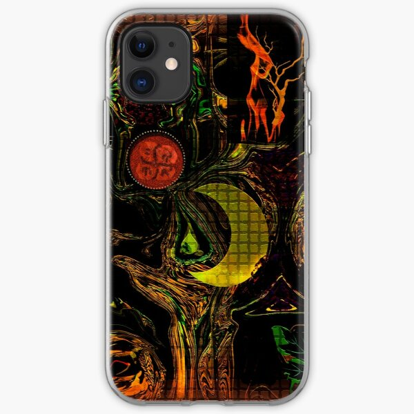 EXPRESSIONISM OF IMAGINATION iPhone Soft Case