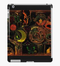EXPRESSIONISM OF IMAGINATION iPad Case/Skin