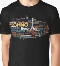 DJ music Graphic T-Shirt