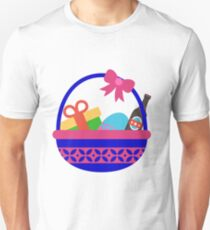 Basket with love :) Unisex T-Shirt