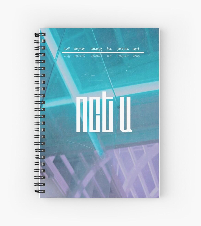 NCT U - Logo by hobiforjin