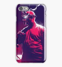 METAL FACE DOOM iPhone Case/Skin