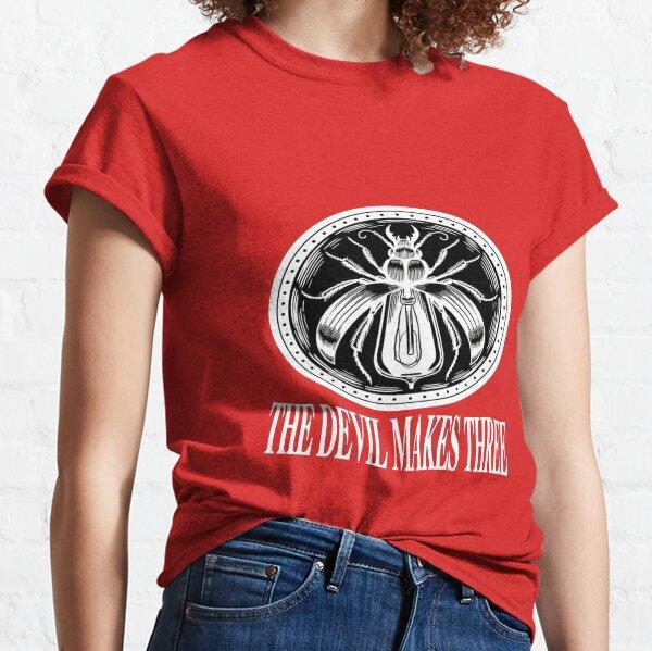 music the devil makes three Classic T-Shirt