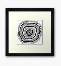 The Hellmouth Framed Print