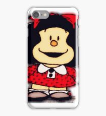 Phone Cases & Skins mafalda iPhone Case/Skin