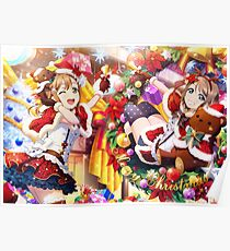 Love Live! Sunshine!! - Merry Christmas from Aqours! Poster