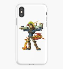 Jak and Daxter iPhone Case
