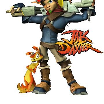 Jak and Daxter by CataRedBubble
