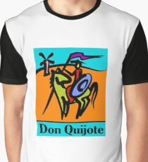Don Quijote Graphic T-Shirt