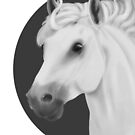 White Horse by Gemma Birks