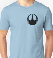 Rogue one, Star Wars logo style Unisex T-Shirt