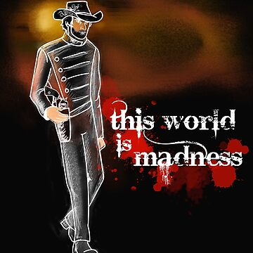 Hector - This World is Madness by she-fi