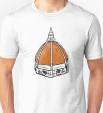 Florence Duomo Sticker Unisex T-Shirt