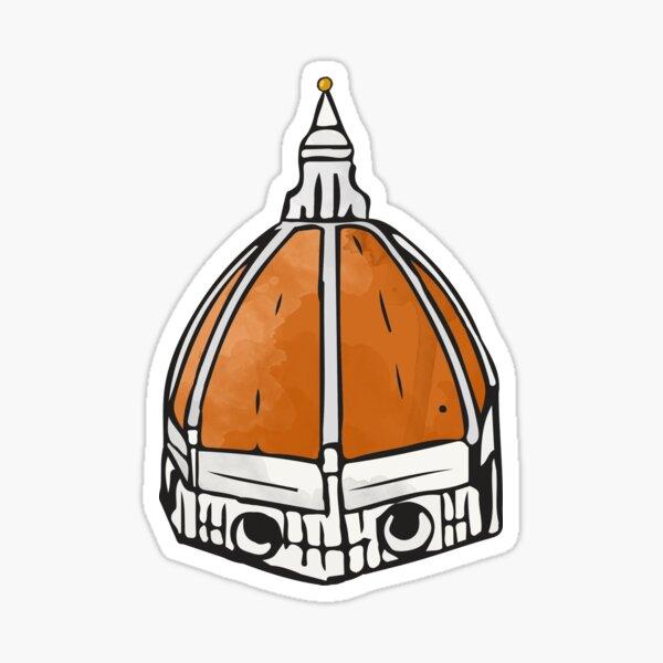 Florence Duomo Sticker Sticker