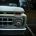 Ford F-100 Pickup detail by mal-photography