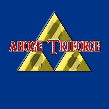 Ahoge Triforce by Kitsuneace