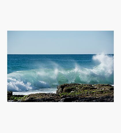 Splashback Photographic Print