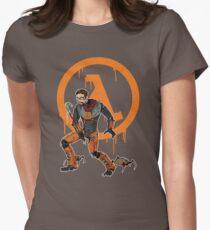 Wake up, Mr. Freeman Womens Fitted T-Shirt