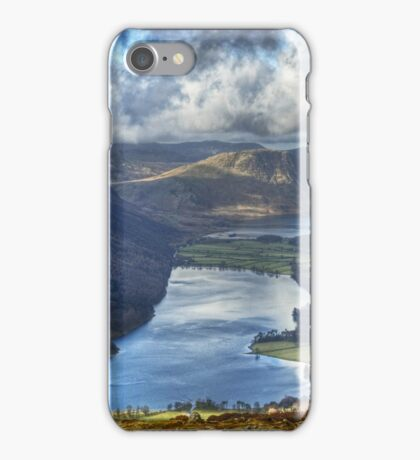 A Lake District Perspective iPhone Case/Skin