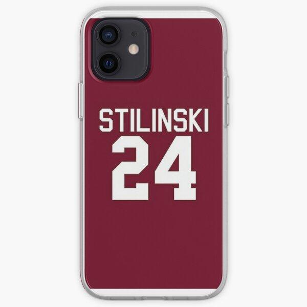 Stilinski 24. Coque souple iPhone