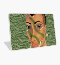 Young Orcish Woman Laptop Skin