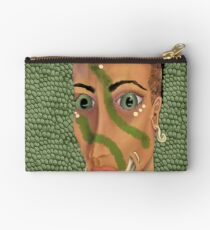 Young Orcish Woman Studio Pouch