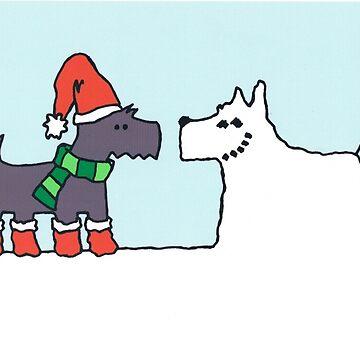 Snowdog von Suziebh