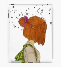 'Lost Girl, In A Starry World'.   iPad Case/Skin