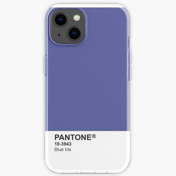 Pantone Universe Phone Case - Blue Iris 18-3943 iPhone Soft Case