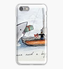 Horror Holidays - Bigger Bow iPhone Case/Skin