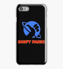 hitchhiker's guide to the galaxy iPhone Case/Skin