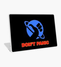 hitchhiker's guide to the galaxy Laptop Skin