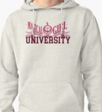 Magical Girl University Pullover Hoodie