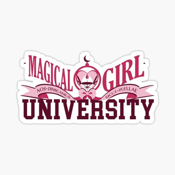 Magical Girl University Sticker